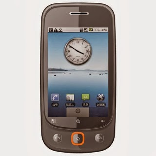 Hp Android Murah Dual SIM 3G Nexian A850