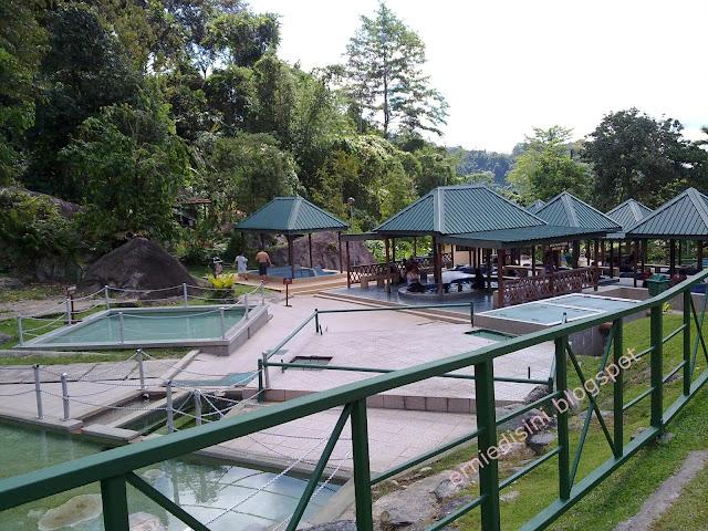 poring hot spring kundasang
