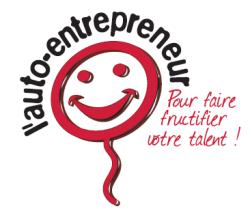 Logo officiel auto-entrepreneur