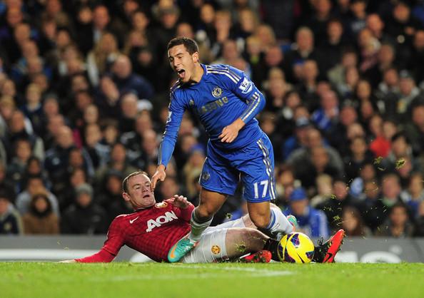 Wayne Rooney Vs Eden Hazard Eden Hazar blog en espaol Chelsea Manchester United