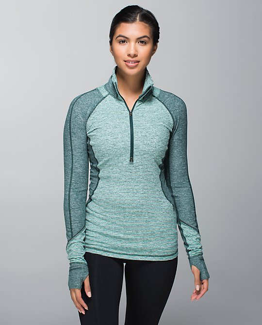 lululemon race your pace fuel green