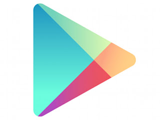 What is the new google play buttonFront