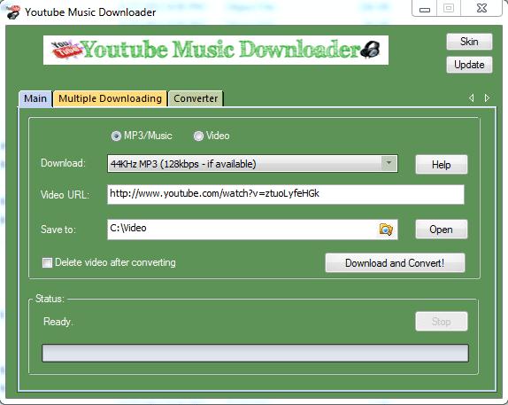 youtube music downloader full version free download
