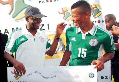 How to motivate the Super Eagles beyond money