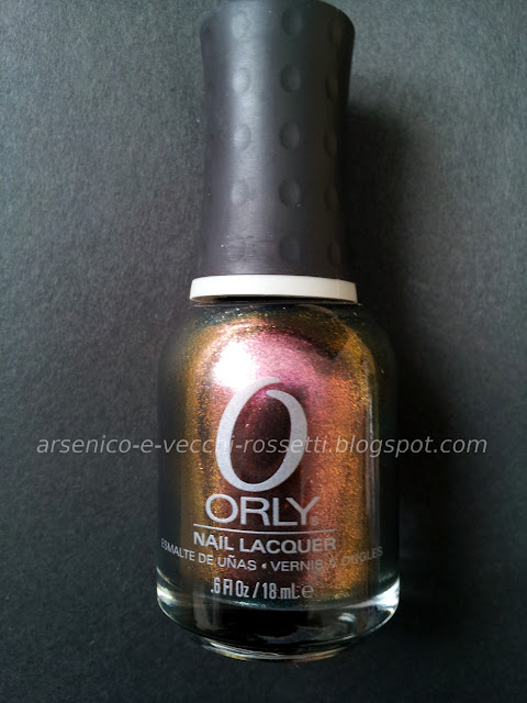 Orly Space Cadet Cosmic FX