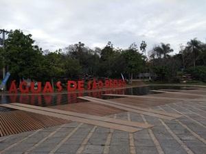 Àguas de São Pedro. SP