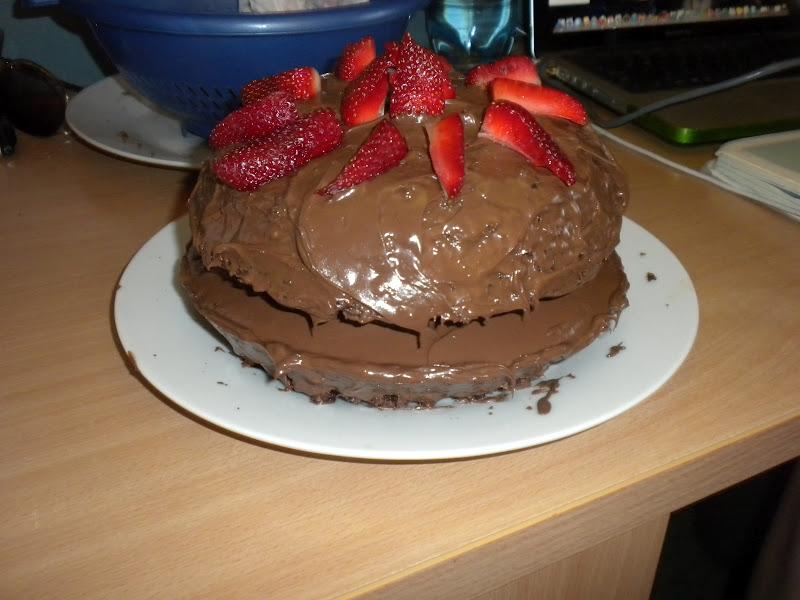 My European Adventure Nutella Birthday Cakes Yummy Food