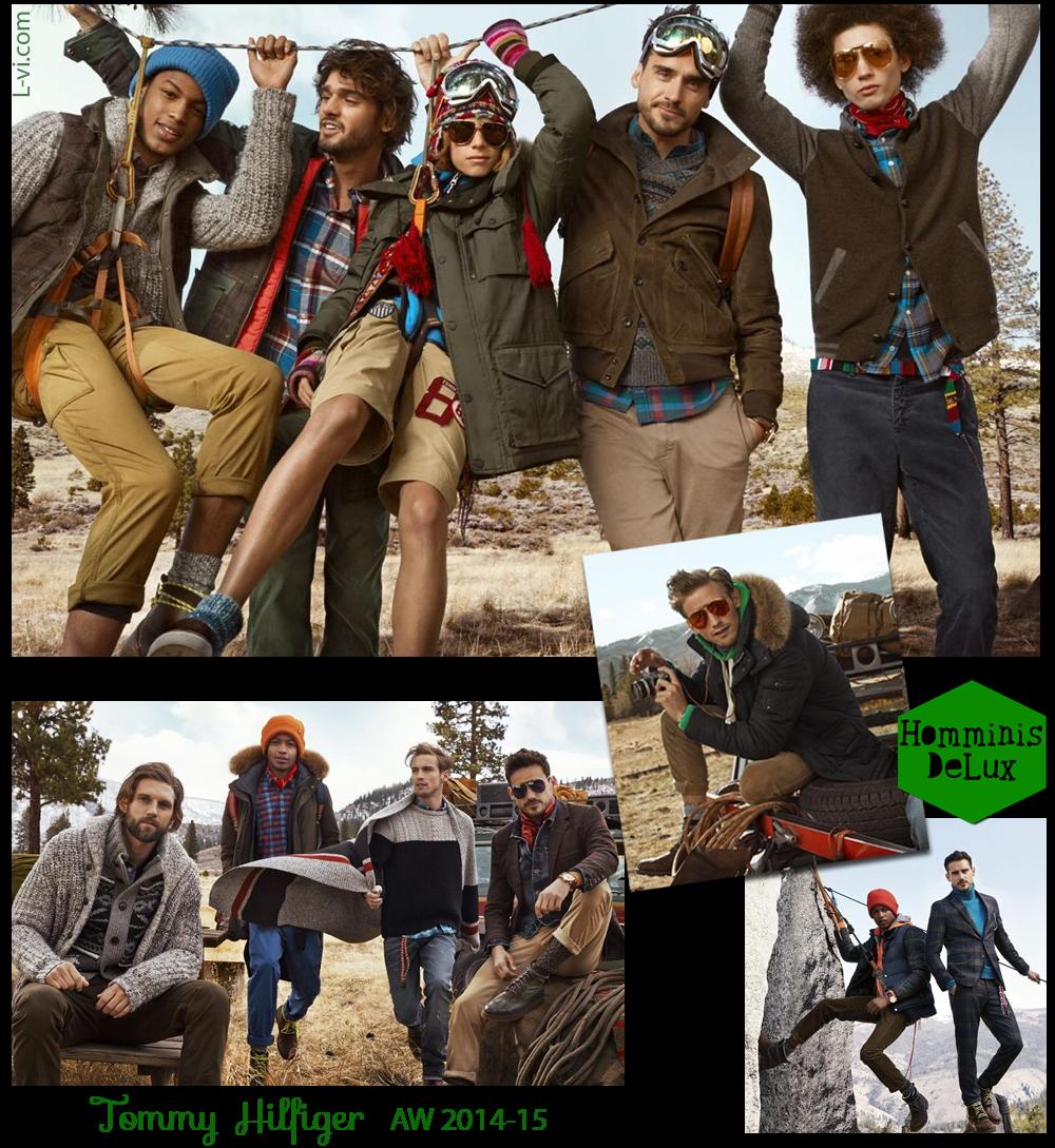 [Menswear] AW2014-15 Tommy Hilfiger  L-vi.com
