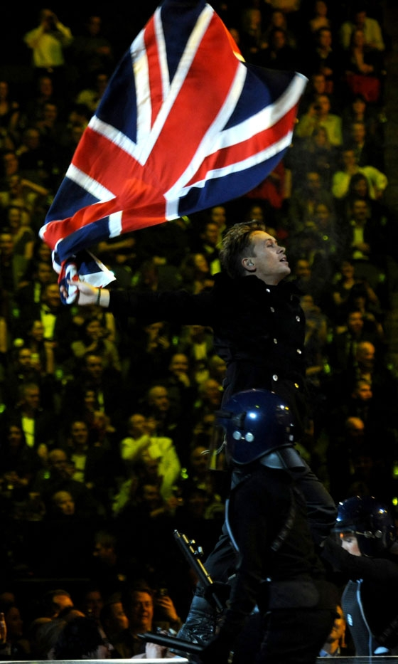 The Best of The Brits 2011