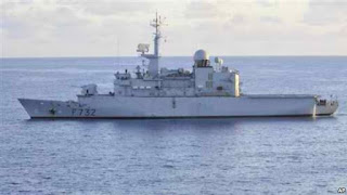 Anije Ushtarake të BE-së Luftë Kundër Trafikantëve