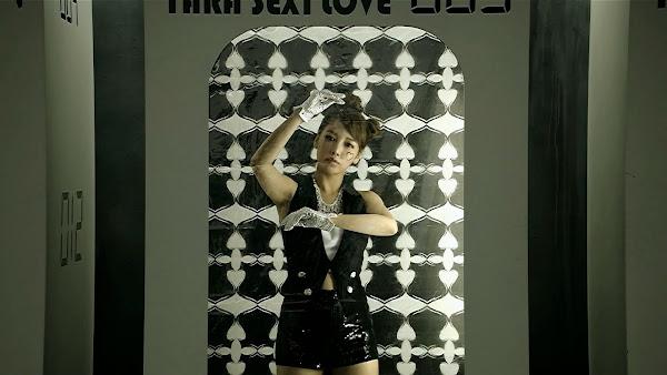 T-ara Soyeon Sexy Love