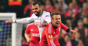 Tottenham 1 - 3 Benfica