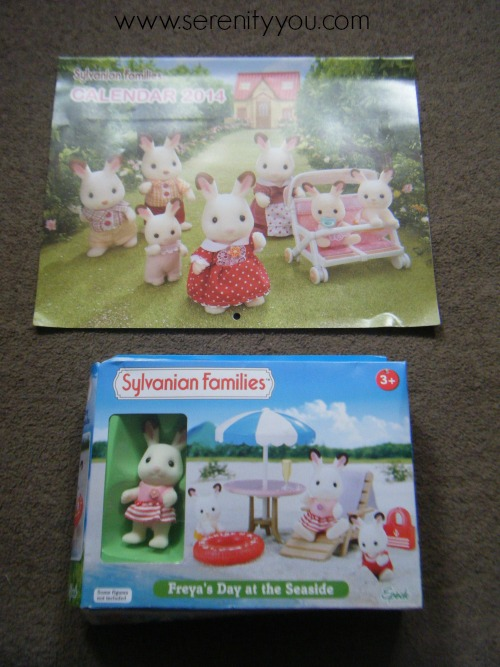 Sylvanian Families - Freya's Day at the Seaside Review on Serenity You