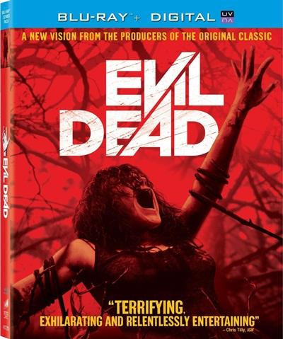Evil Dead 720p HD Español Latino Dual