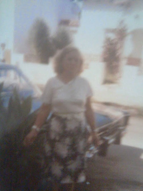 Mamá: Carmen del Luján Zazzali