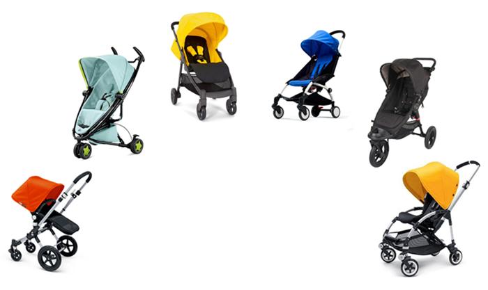 spacerówka, wózek idealny, bugaboo, zapp, baby jogger