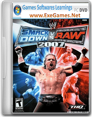 WWE SmackDown vs Raw 2007 PC Game