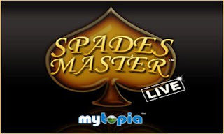 Screenshots of the Spade Master Live for Android tablet, phone.