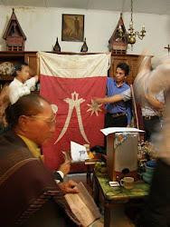 Bendera Sisingamangaraja