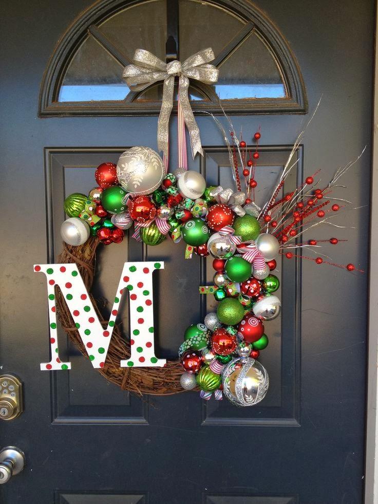 Christmas 2014 Wreaths Ideas Pictures Pinterest