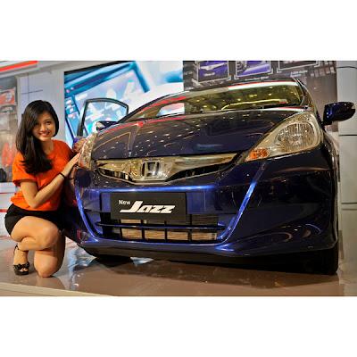 Daftar Harga Honda Jazz Baru & Bekas 2013 Indonesia