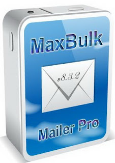 Free Download Software MaxBulk Mailer Pro 8.3.2