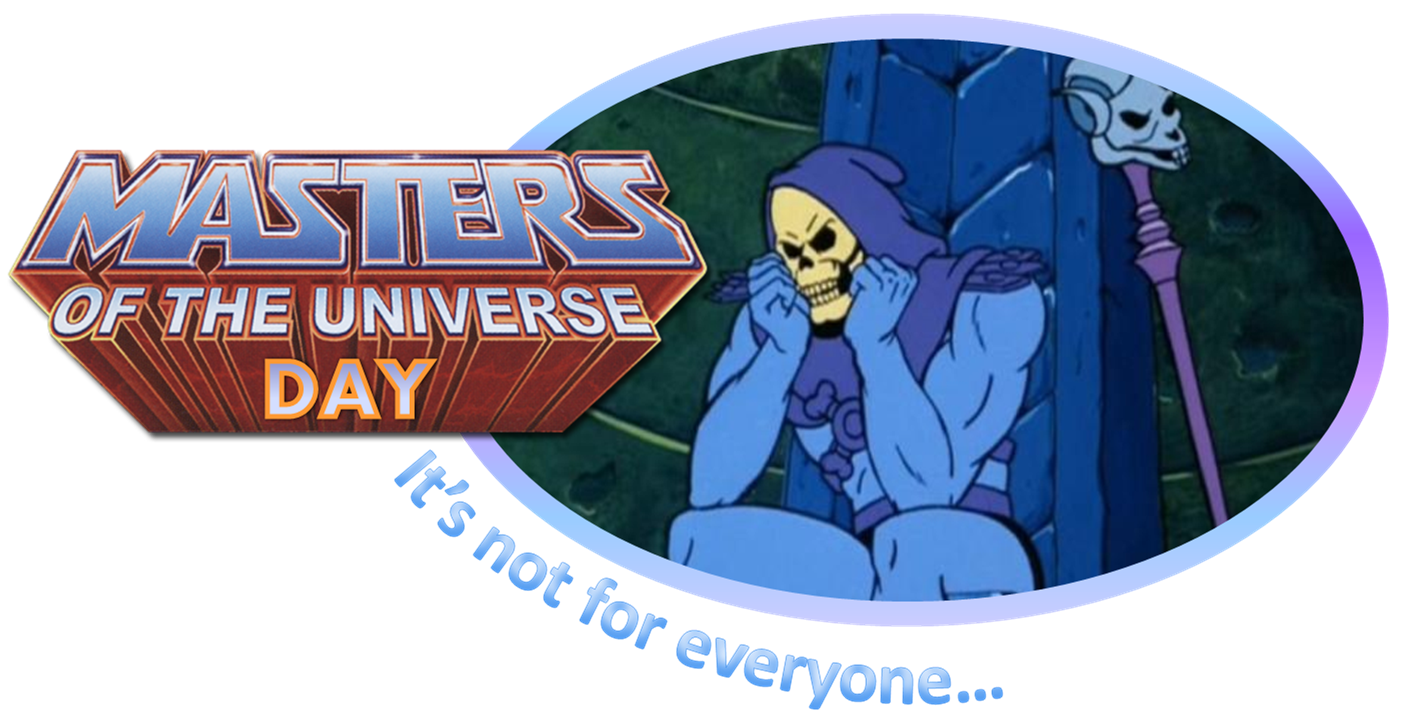 Masters of the Universe Day