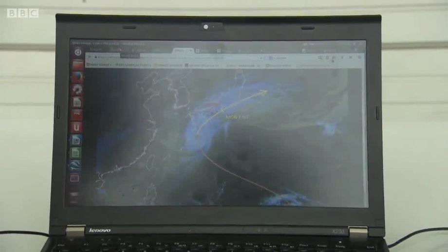 Ubuntu in un pc Lenovo della FIA