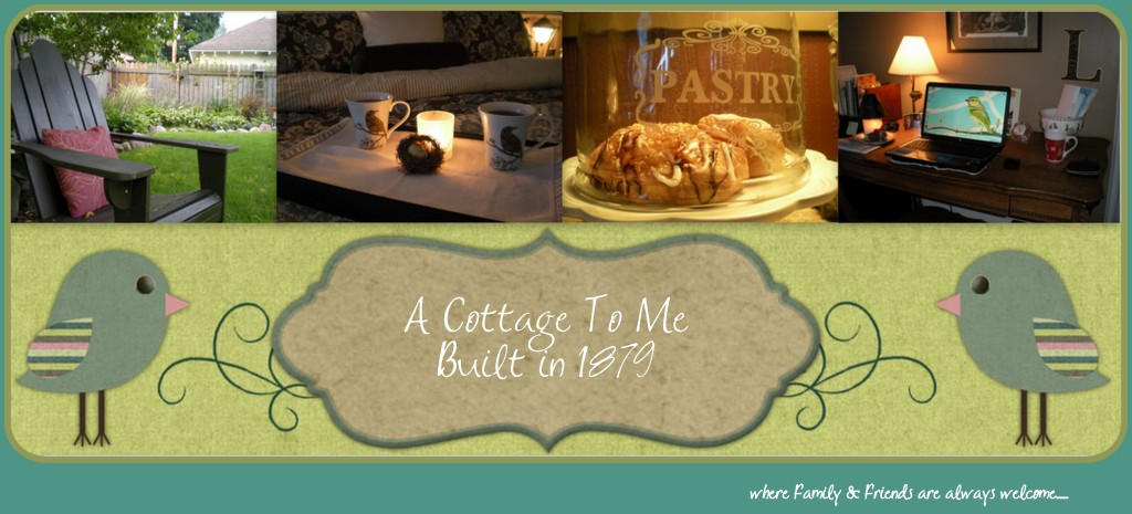 A Cottage to Me