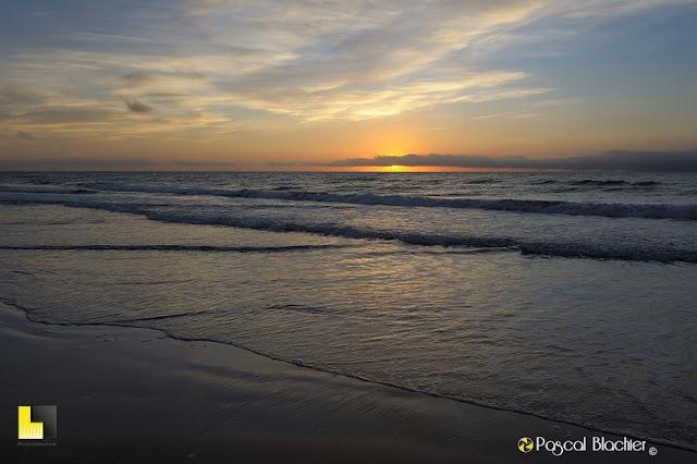 lever de soleil au delà du cliché