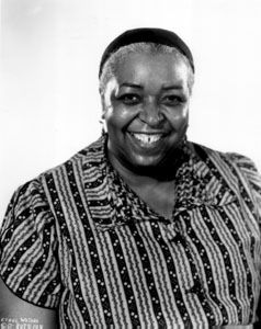 Ethel Waters First Black Woman on Television