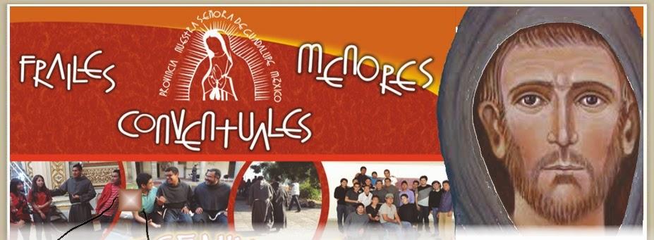 Frailes Menores Conventuales México