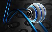 Imagens de Fundo: Imagem de FundoBola em tons azuis (bola em tons azuis imagens imagem de fundo wallpaper para pc computador tela gratis ambiente de trabalho)