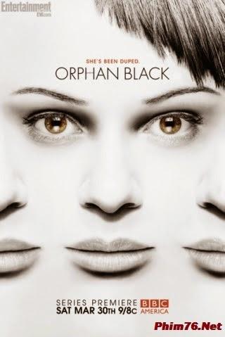 Hoán Đổi Phần 1 - Orphan Black Season 1