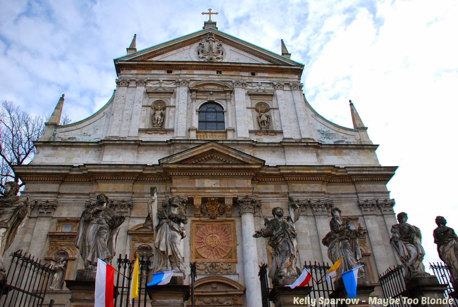 Saints Peter and Paul Church - Krakow Poland