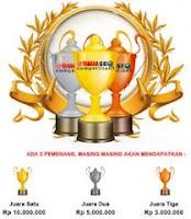 Pemenang Yamaha Seo Contest Motor Bebek Injeksi Jupiter Z1