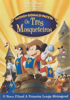 Baixar Mickey, Donald e Pateta: Os Três Mosqueteiros Torrent Dublado