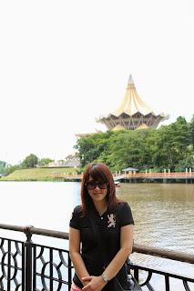 2014 - 古晋河滨公园