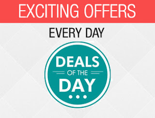Snapdeal : Buy Bag ,Shoes, Beauty or Personal care Product And get upto 50% off and More On Deal Of the Day offer