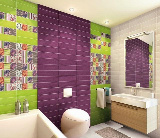 Green and purple bathroom ideas bathroom design ideas for Green and purple bathroom ideas