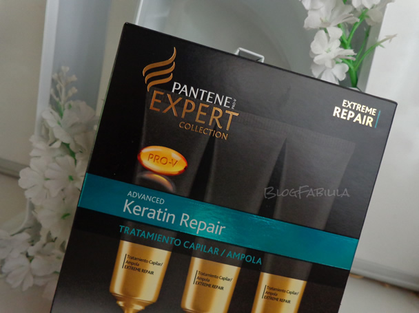 Ampola Pantene Expert Collection - Extreme Repair