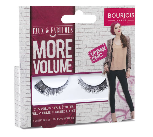 Bourjois False Lashes - Faux & Fabulous More Volume