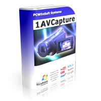 free software giveaway, download 1AVCapture for window, video recoreder, download video broadcaster
