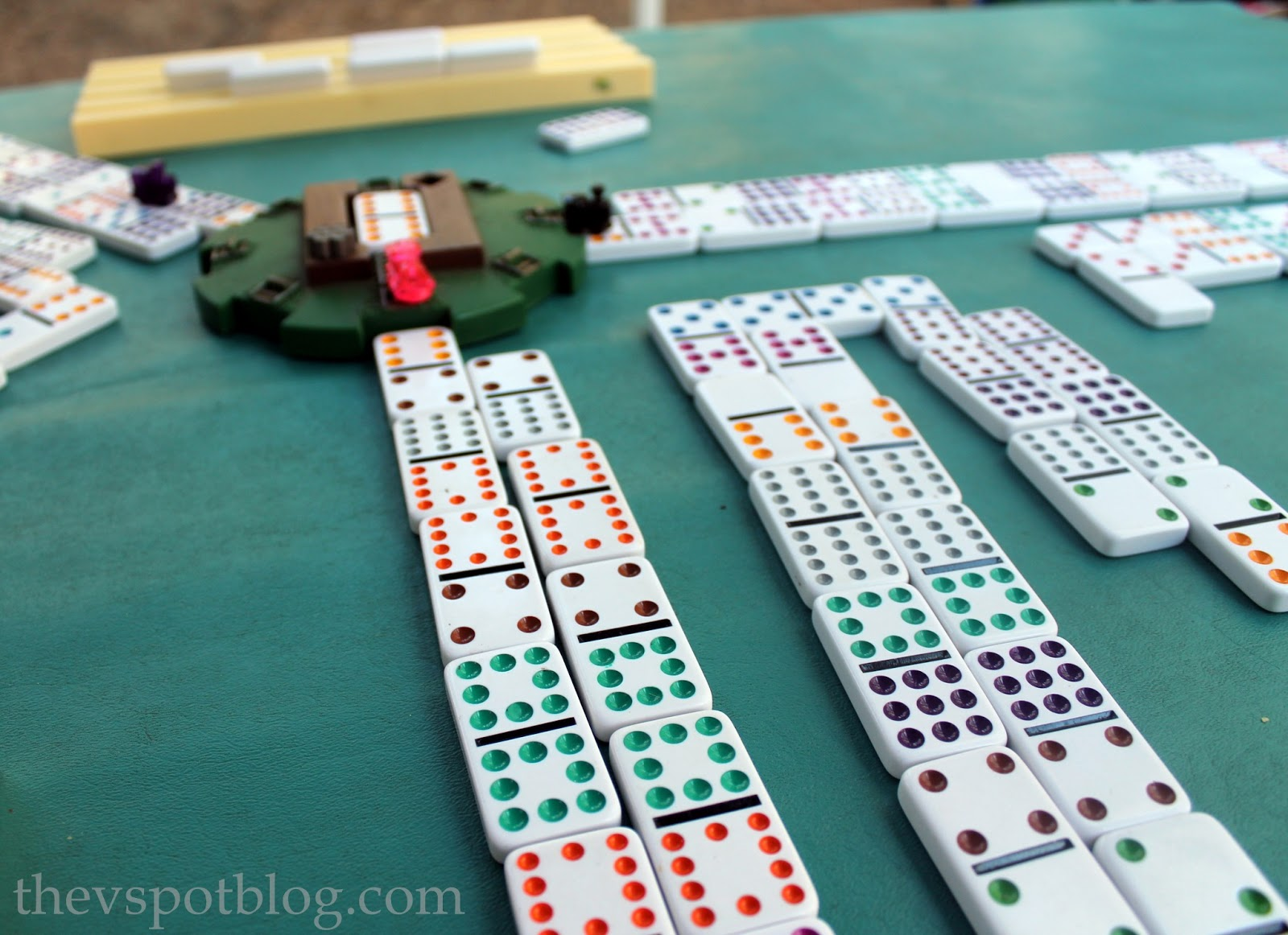 How To Play The Card Game Quot Tic Quot And Other Camping Favorites The V Spot