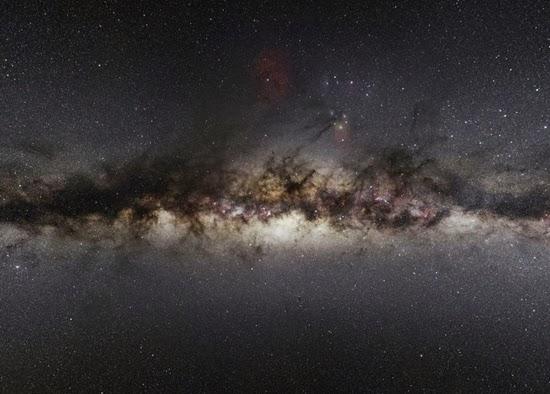 Jika Langit Malam Tanpa Polusi, Ini yang Kita Lihat