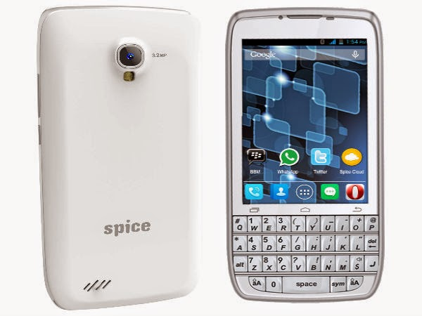 Spice Retail Limited has unveiled Spice Stellar 360