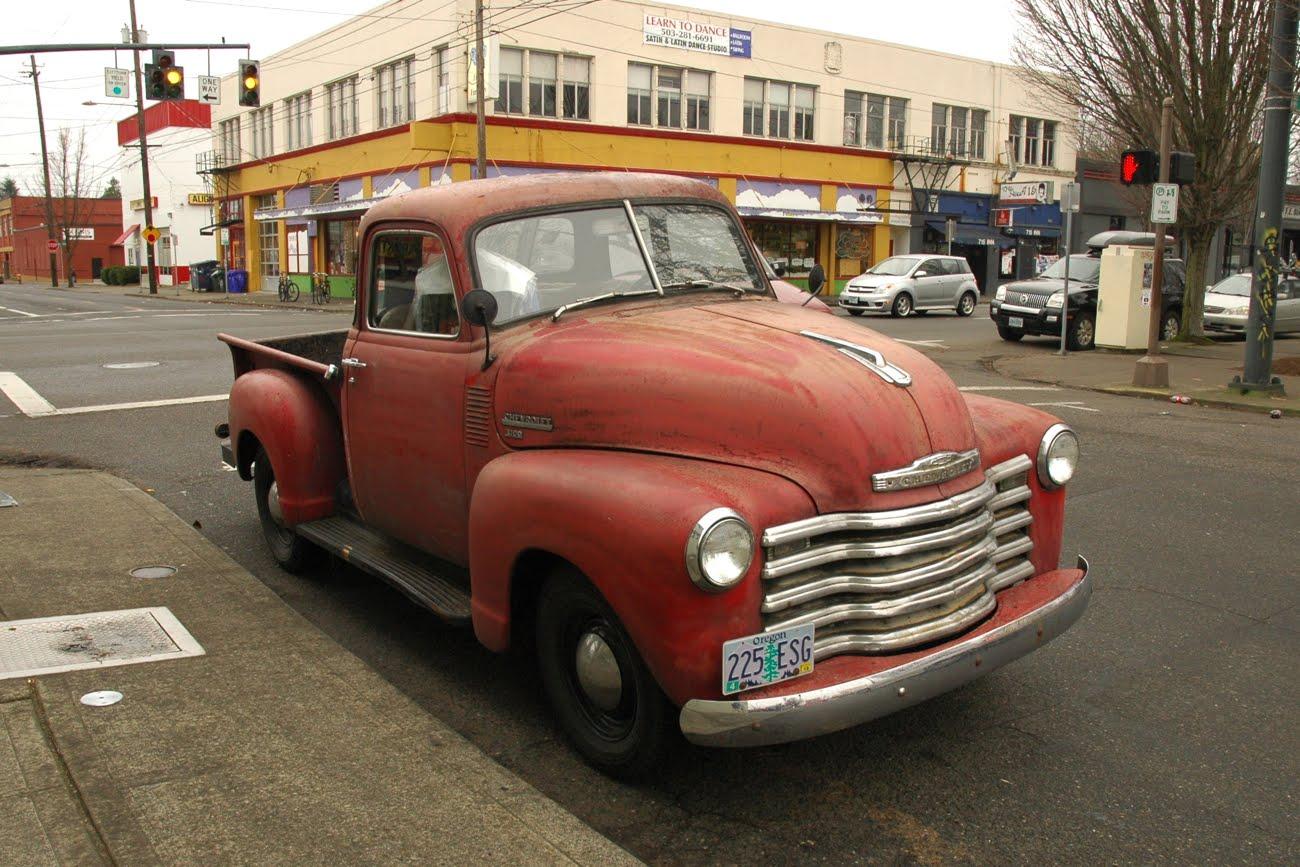 1949 Chevrolet 3100.