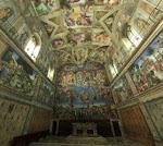 ΕΙΚΟΝΙΚΗ ΠΕΡΙΗΓΗΣΗ ΣΤΗΝ Cappella Sistina