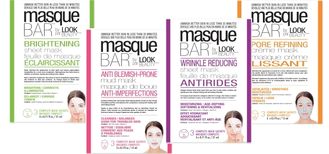 Masque Bary by Look Beauty facial masks Vancouver review