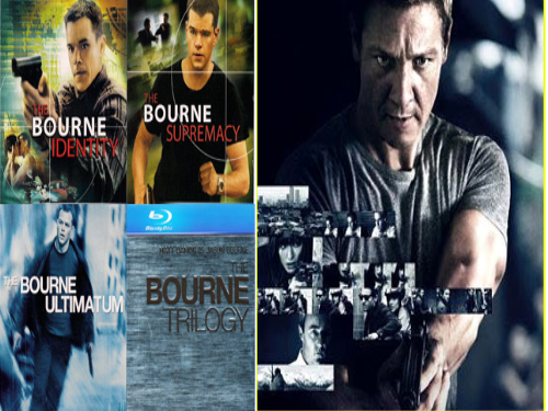 Bourne trilogy vs The Bourne Legacy